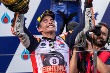 Marc Marquez po raz 8 mistrzem świata