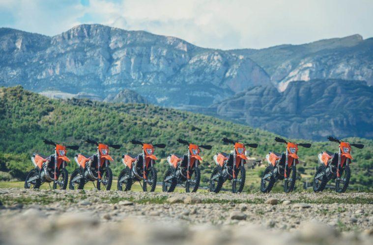 KTM Dane techniczne