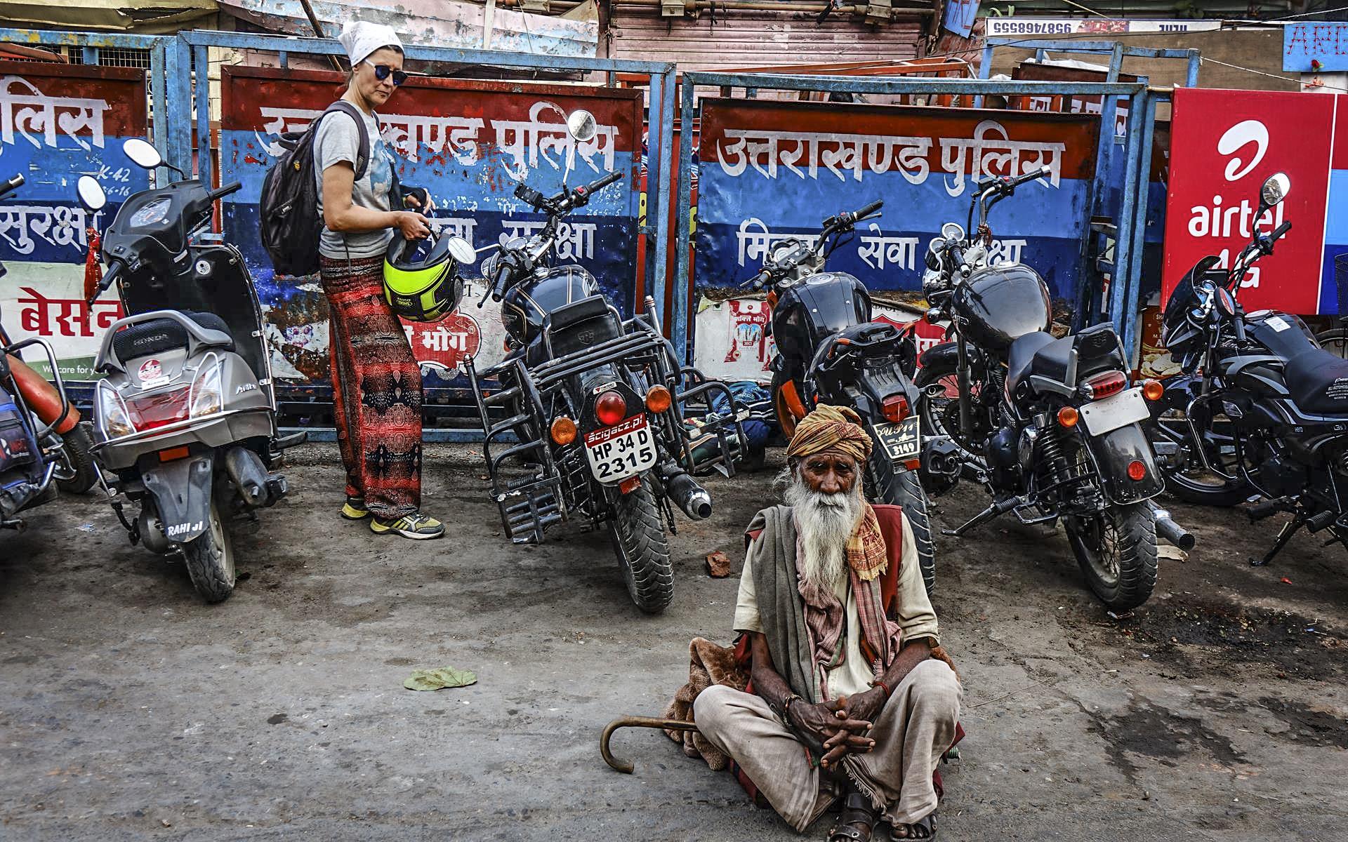 Ze słonecznych plaż po himalajskie szczyty - Indie