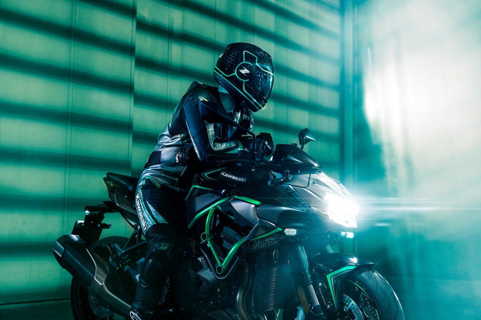 Kawasaki ZH2R