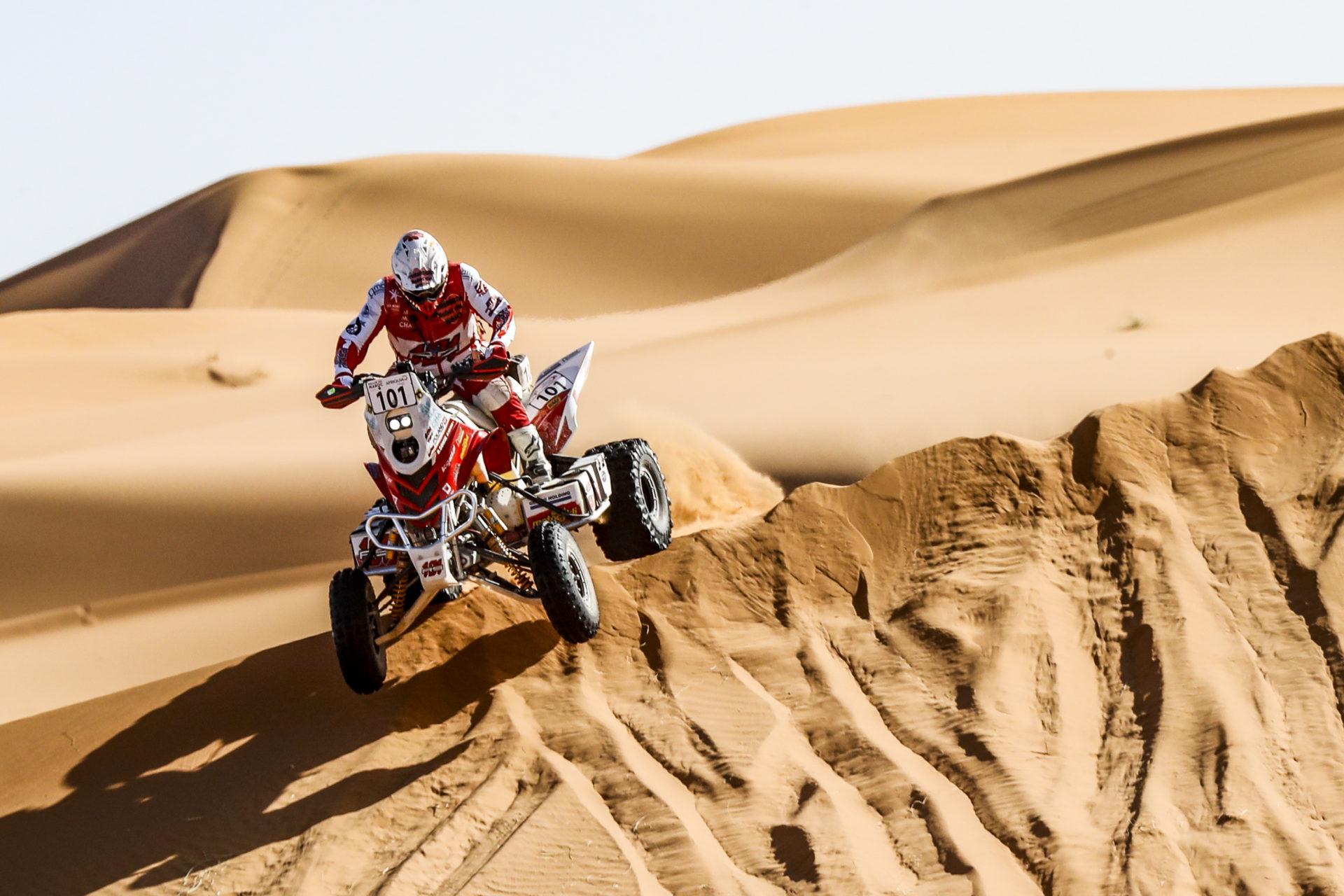 Rafał Sonik. Przygotowania do rajdu Dakar 2020