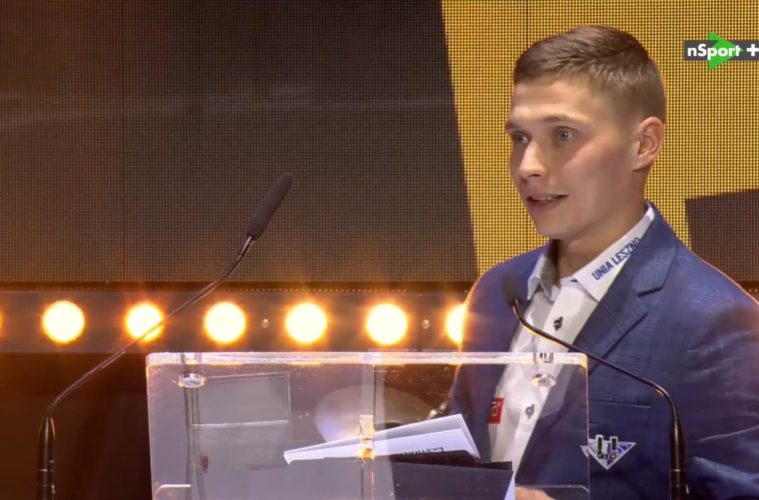 Emil Sajfutdinow, nagroda za bieg sezonu