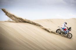 Adam Tomiczek Rajd Dakar 2019