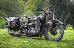 Harley Davidson WLA 42