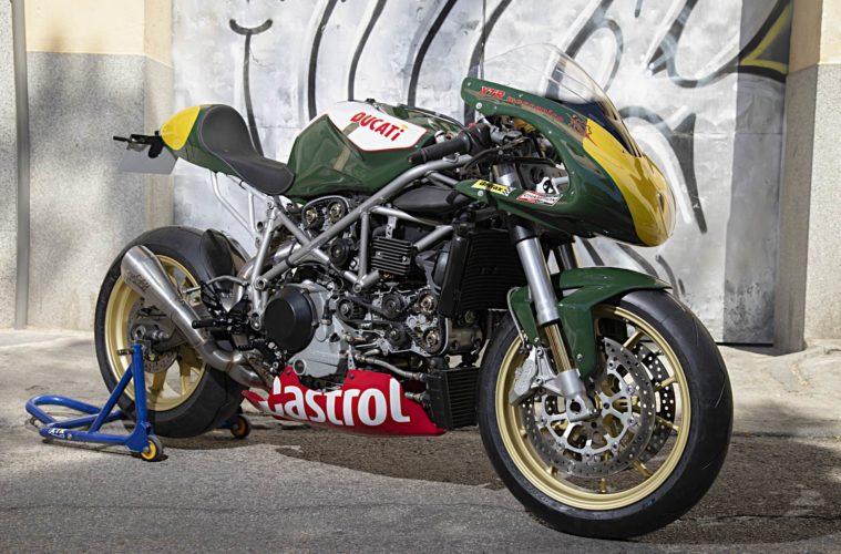 "Ducati 999 ""Paprika"" XTR Pepo"