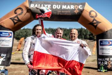 Rafał Sonik przed rajdem Dakar 2020