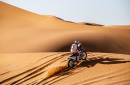 Maciej Giemza. Przygotowania do rajdu Dakar 2020