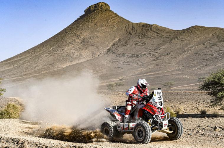 Przygotowanie do rajdu Dakar 2020