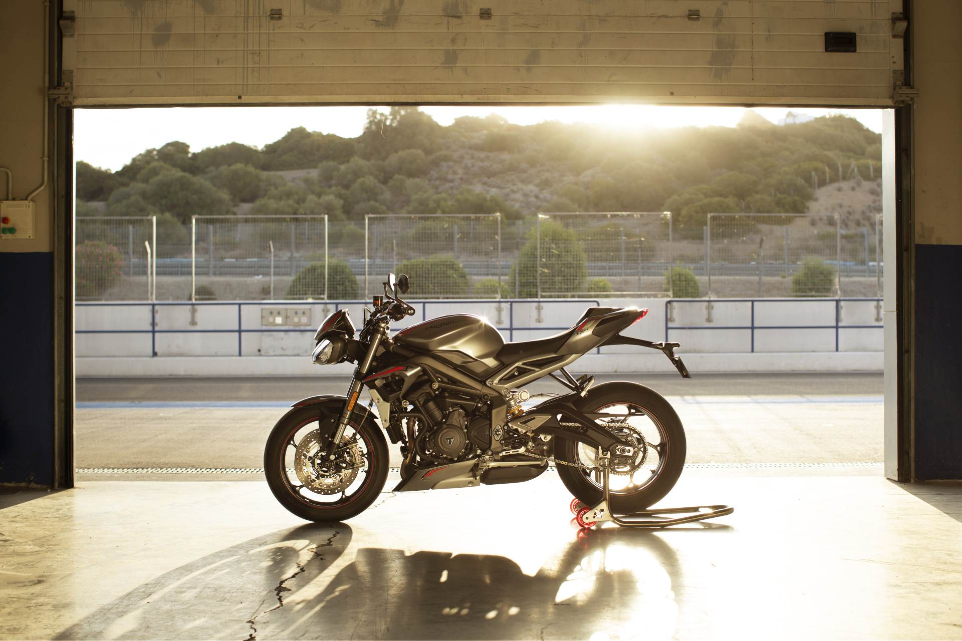 New Street Triple RS