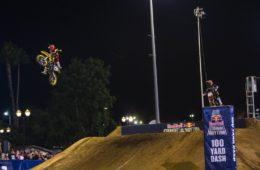 AJ Catanzaro skok i szalona ratowanie