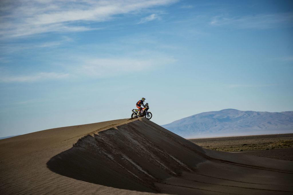Toby Price Rajd Dakar