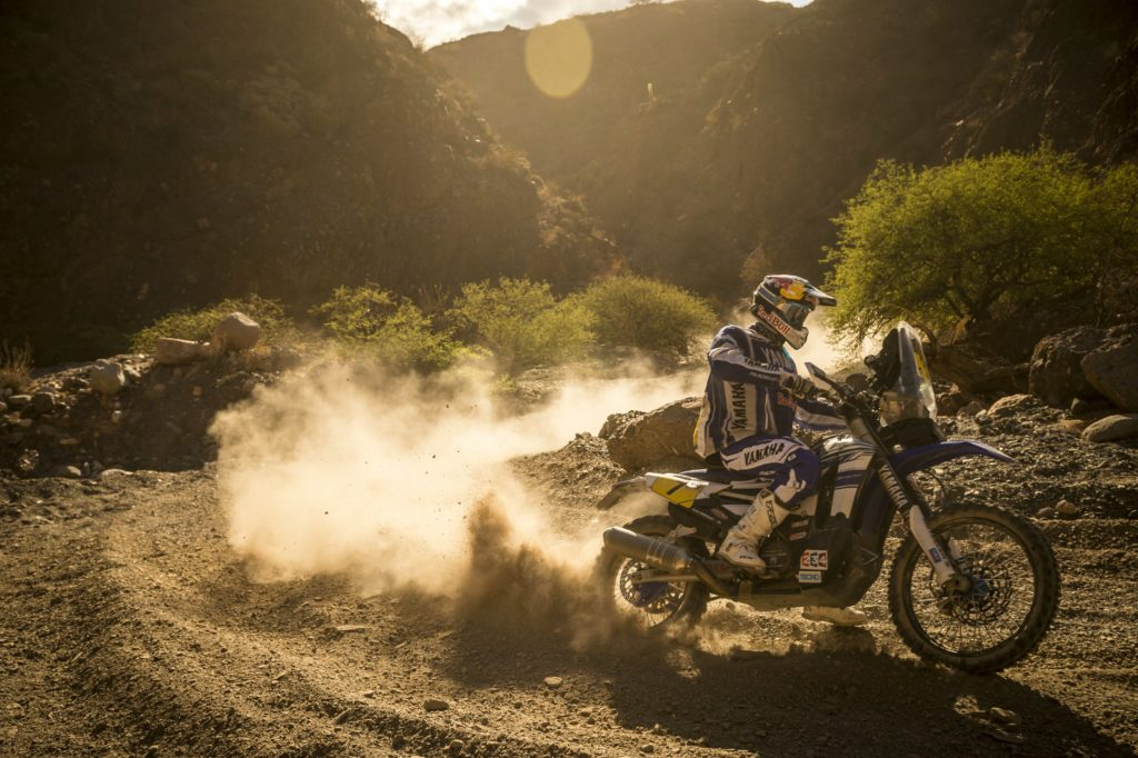 Helder Rodriguez Rajd Dakar