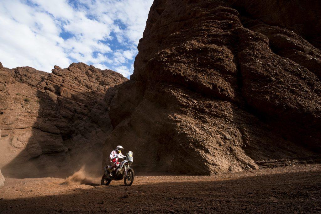 Kuba Przygoński Rajd Dakar