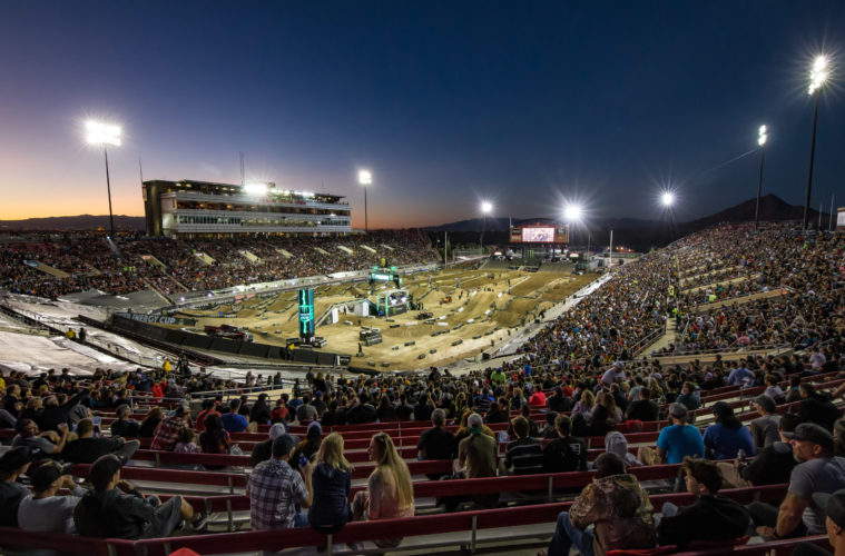 Monster Energy Cup 2019 - stadion