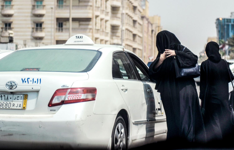 Arabia Saudyjska kobiety samochod