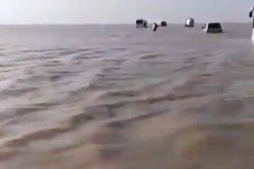 Arabia Saudyjska. Powódź na pustyni