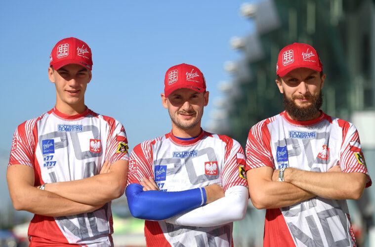 Wojcik Racing Team 2 Marek Szkopek (POL) / Adrian Pasek (POL) / Piotr Biesiekirski (POL) Yamaha YZF R1 Superstock 8h Sepang 2019 (Circuit Sepang) 11-14.12.2019 PSP / Mateusz Jagielski www.photoPSP.com