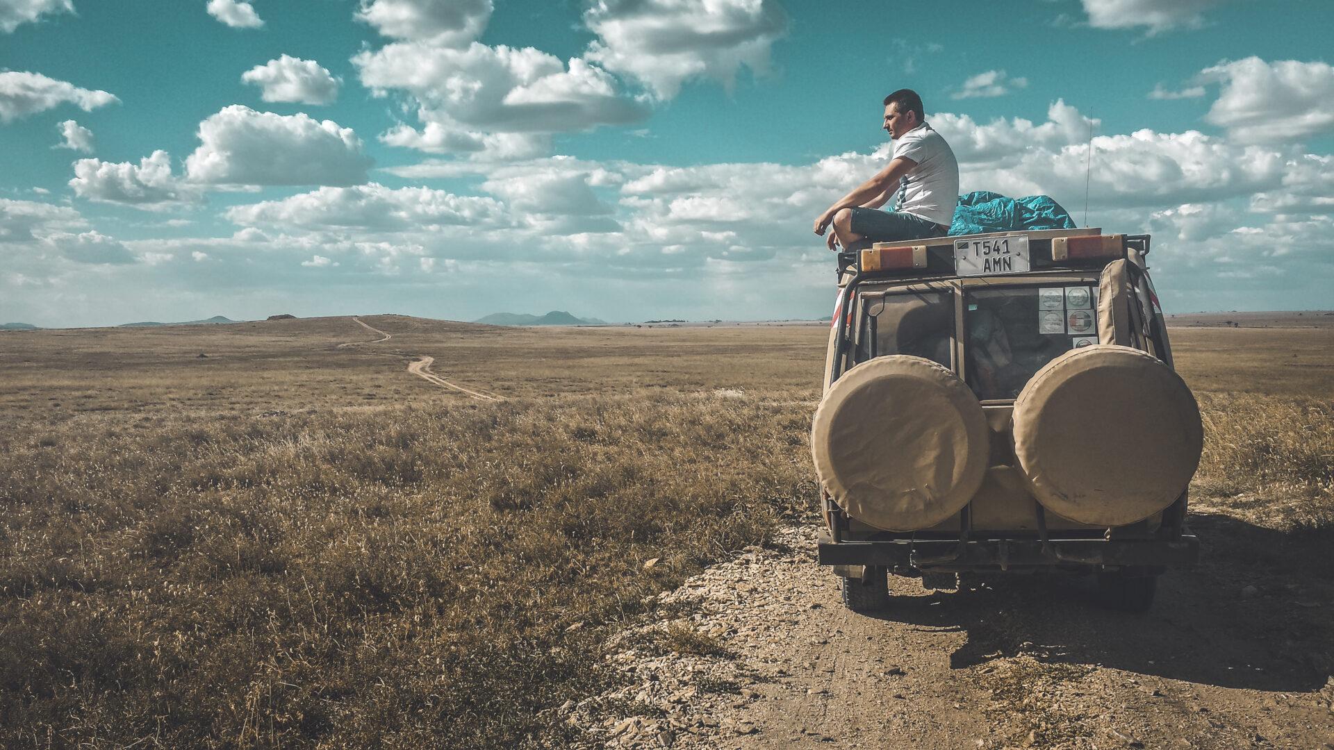 Podróż po Afryce
