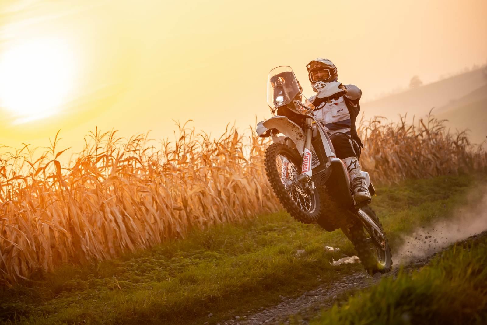 Adam Tomiczek. Dakar 2020 - Orlen Team