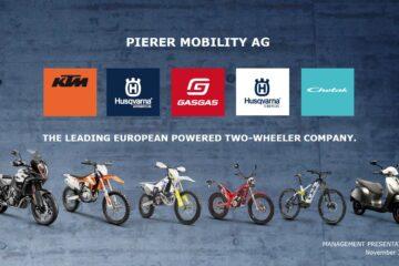 pierer mobility ag