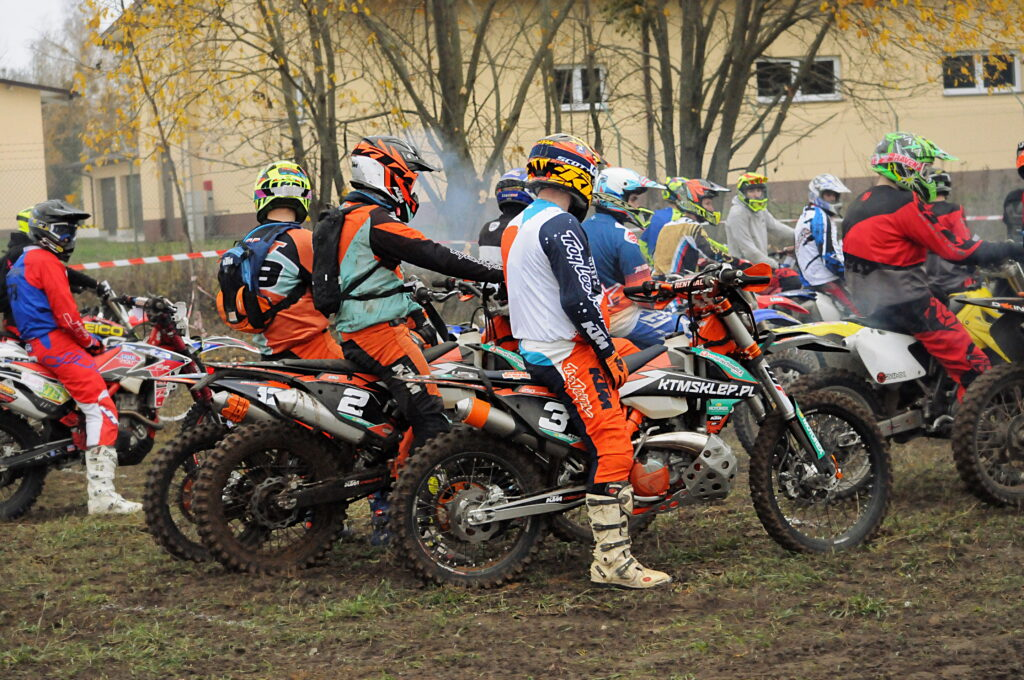 stasiu start enduro