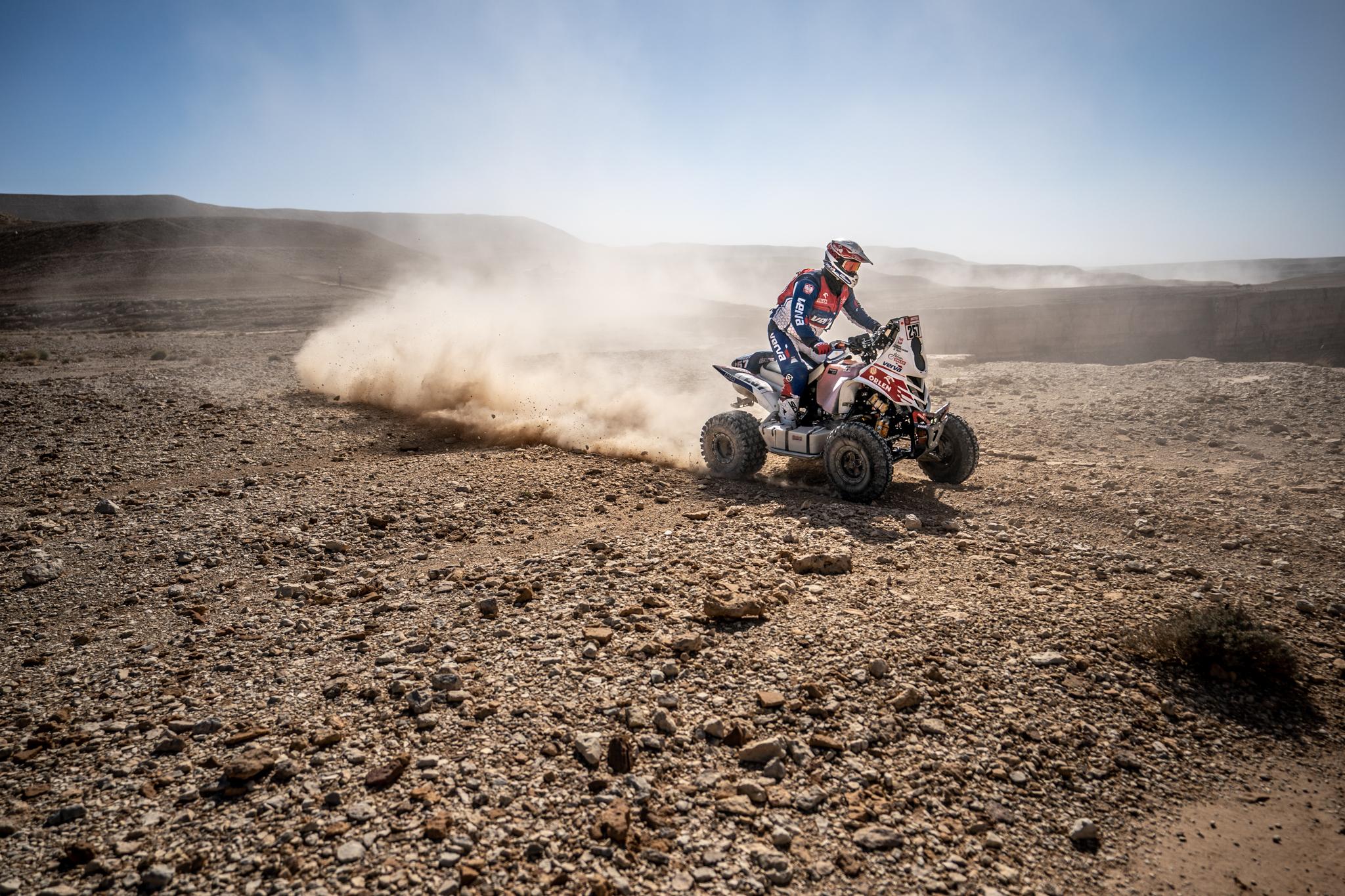 Dakar 2020. Arkadiusz Lindner