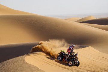 Arkadiusz Lindner. Dakar 2020