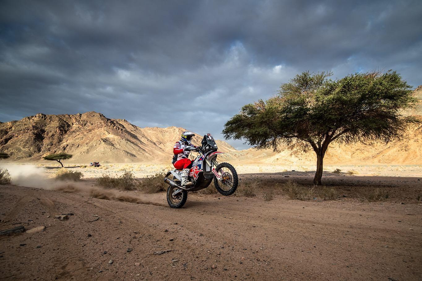 Dakar 2020. ORLEN Team, Adam Tomiczek
