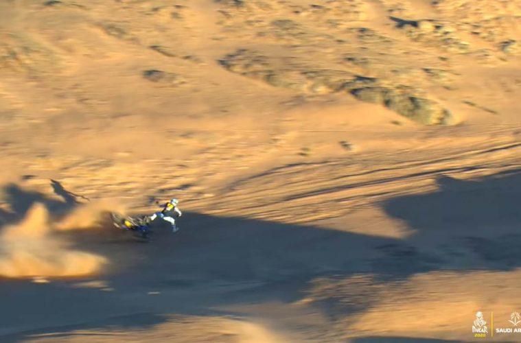 Dakar 2020, etap III Van Beveren
