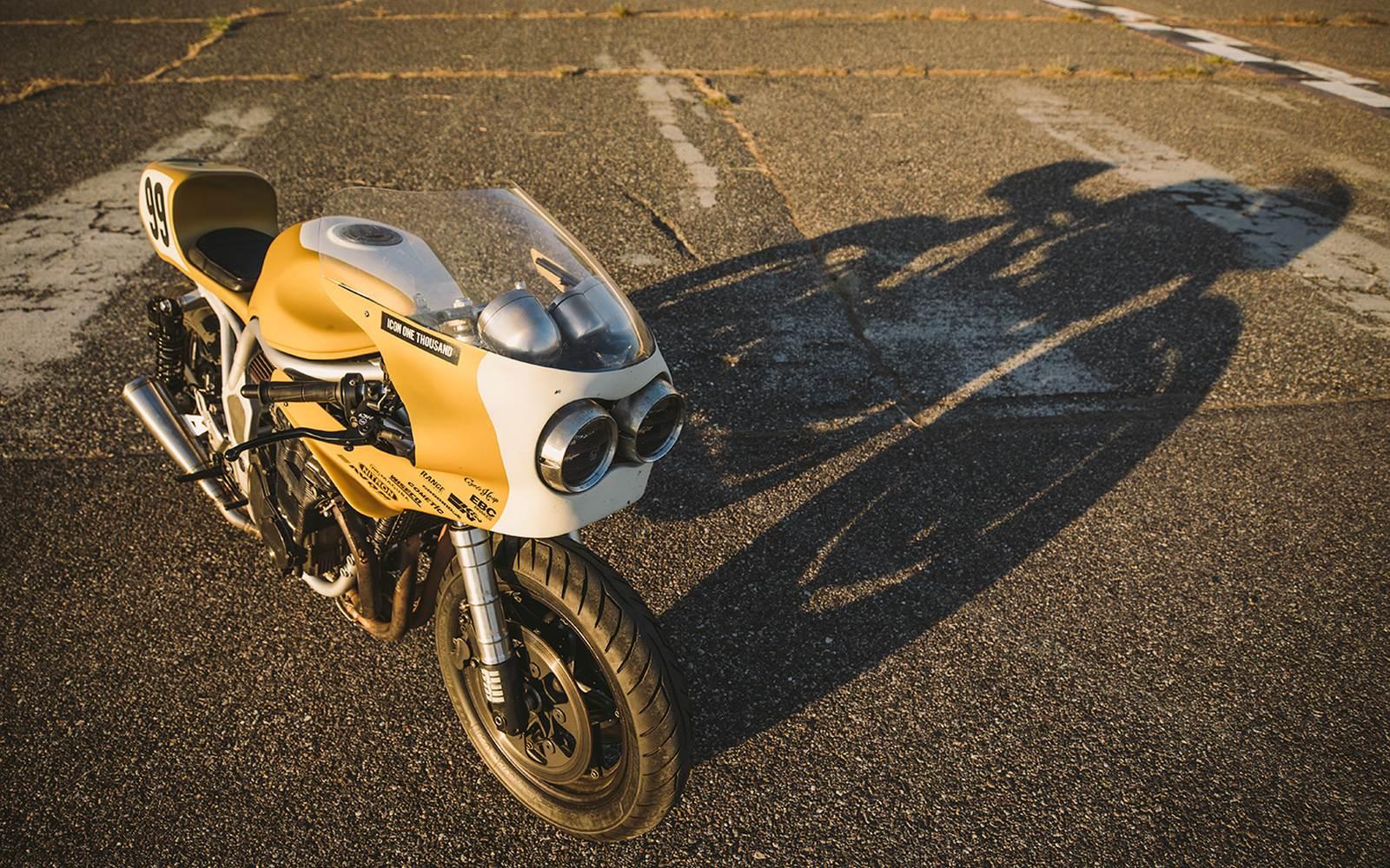 Custom. Suzuki Bandit 1200