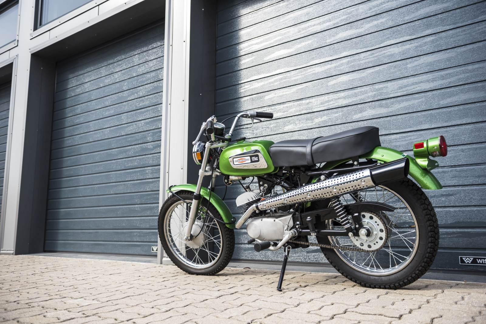 Harley-Davidson Rapido