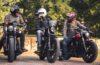 Triumph Bonneville Bobber vs Indian Scout Bobber vs Harley Davidson Sportster 1200 Iron
