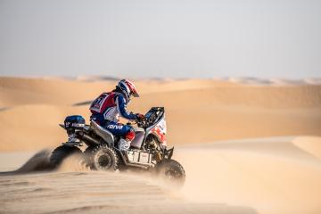 Kamil Wiśniewski zwycięża 10-ty etap Rajdu Dakar - Orlen Team