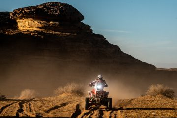 RafałSonik na Dakarze 2020