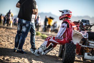 Dakar 2020. Rafał Sonik, etap I