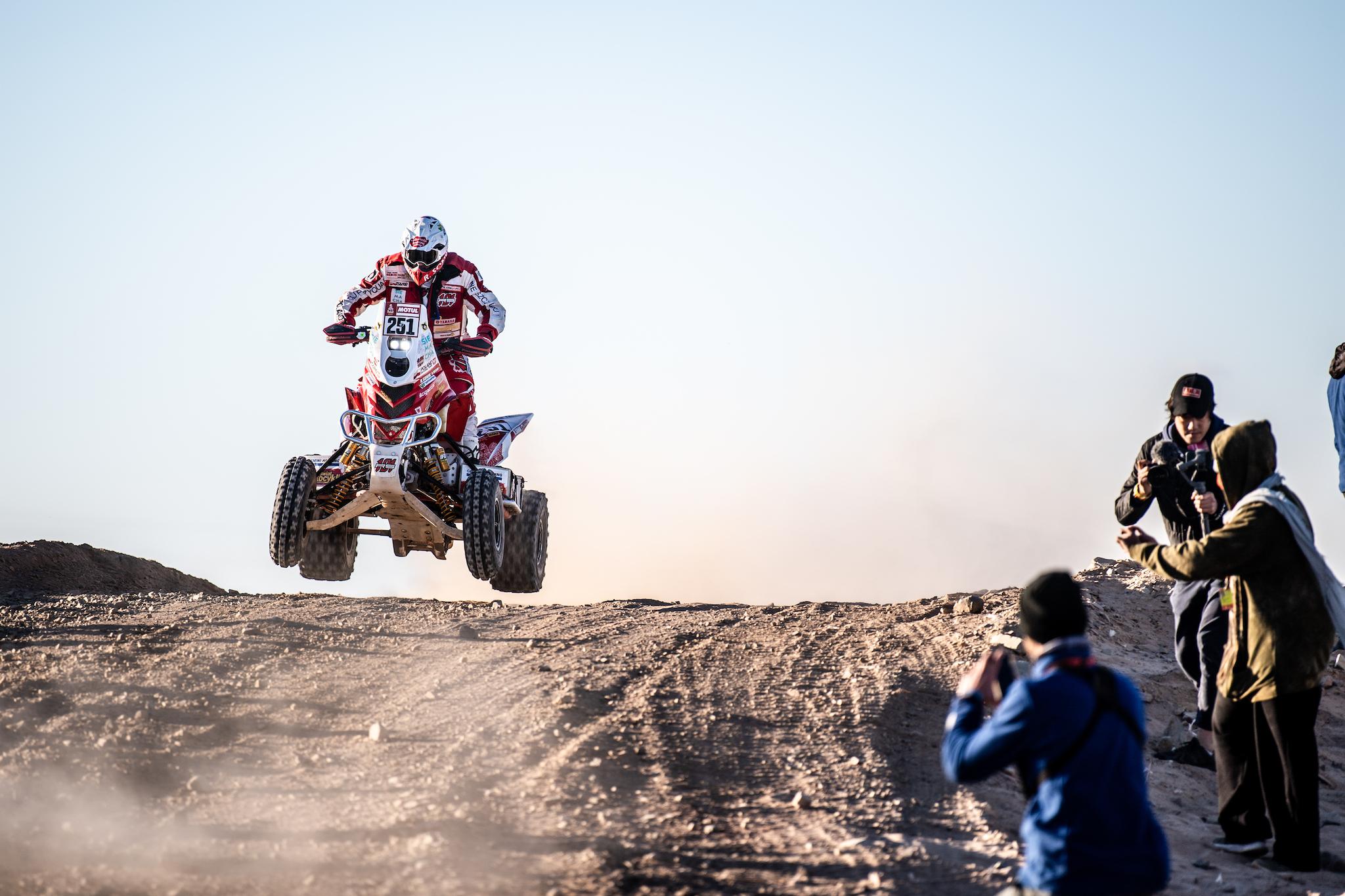 Dakar 2020. Rafał Sonik