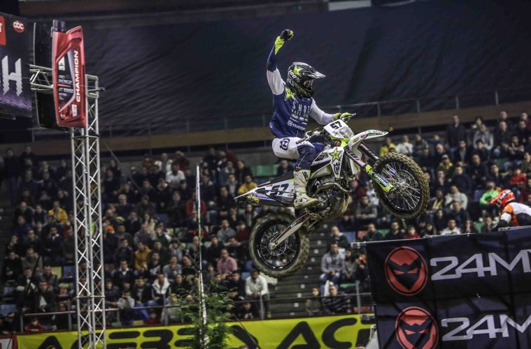 SuperEnduro, billy Bolt