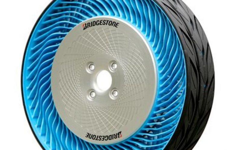 Opona Bridgestone Airless