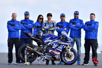 Wyścigi motocyklowe - Wójcik Racing Team