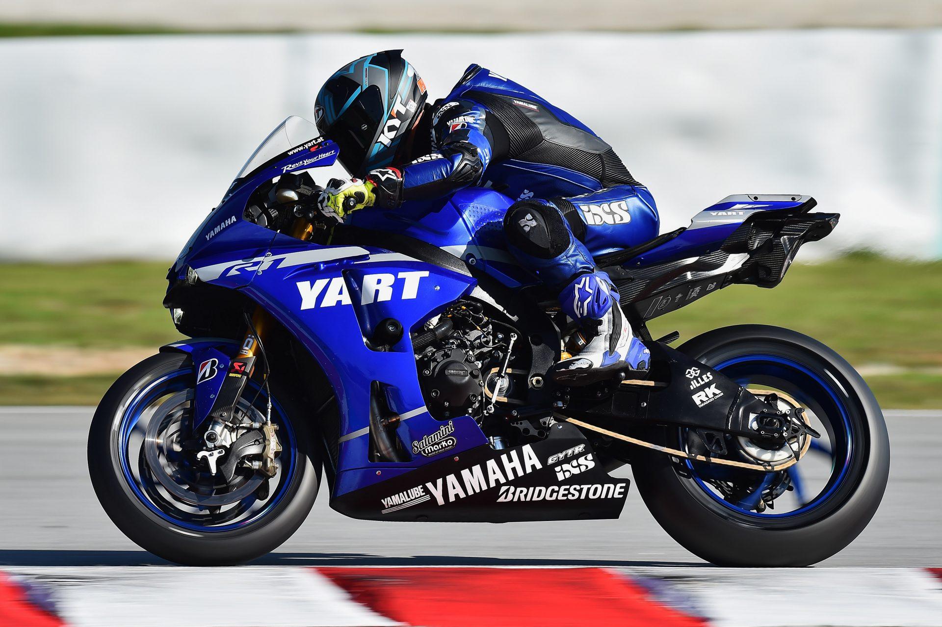 YART YAMAHA AUT Yamaha YZF-R1 Formula EWC PARKES BROC AUS FRITZ MARVIN GER CANEPA NICCOLO ITA 8h Sepang 2019 (Circuit Sepang) 11-14.12.2019 photo: Lukasz Swiderek www.photoPSP.com @photopsp_lukasz_swiderek