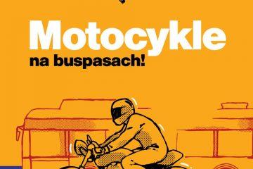 Motocykle na buspasy. Warszawa