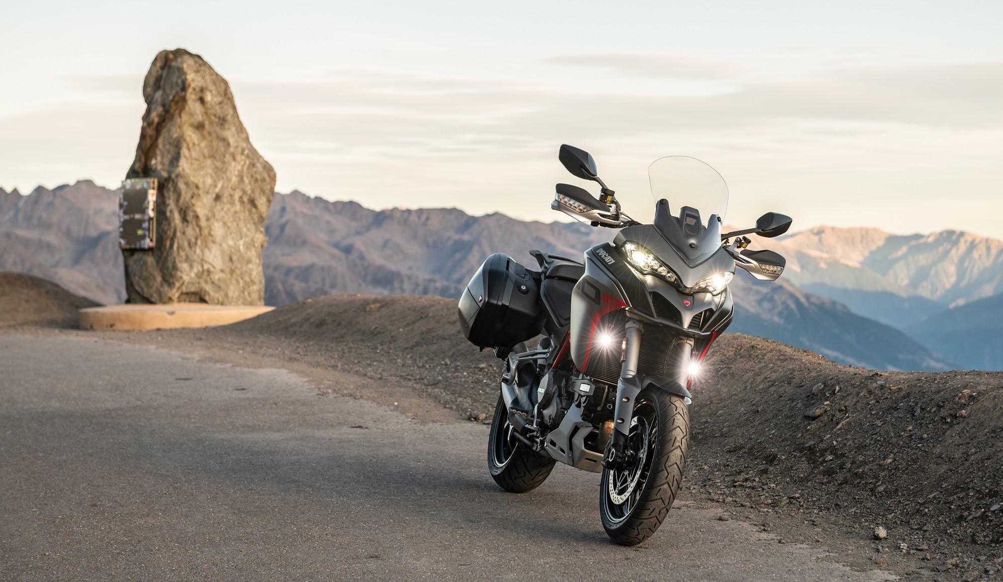 Ducati. Nowe motocykle na sezon 2020. Targi motocyklowe EXPO Nadarzyn