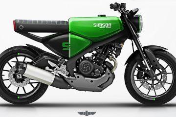 Simson nowy - Jakusa Design