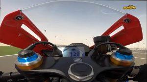 Honda CBR 1000 RR-R Fireblade 2020 - pierwsze wrażenia z testu