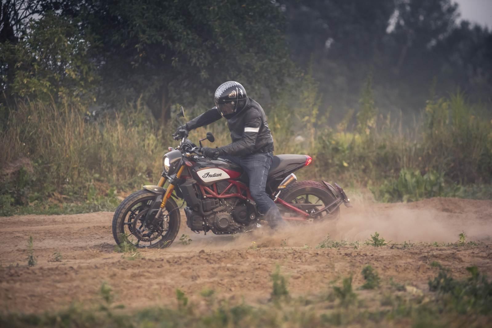 Indian FTR 1200S