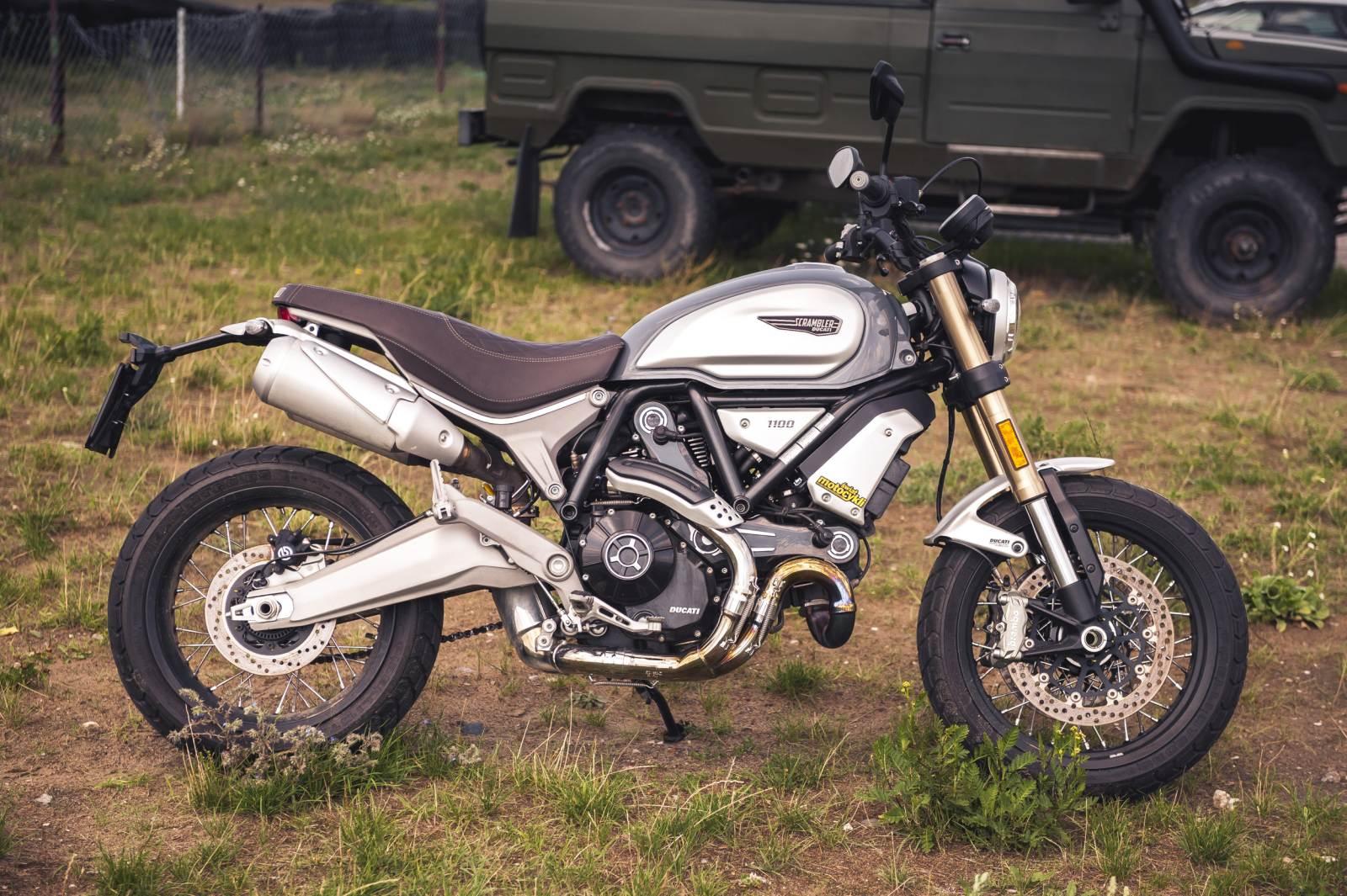 Ducati Scramber