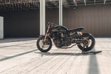 "Yamaha XJR 1300 ""Muscle Retro"" - Bad Winners"