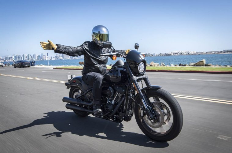 Harley Davidson Low Rider S 2020 - recenzja, opinie, info o motocyklu