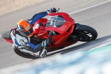Ducati Panigale V2. Co nowego?