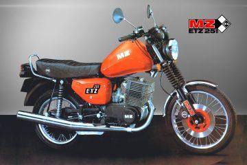 MZ ETZ 250